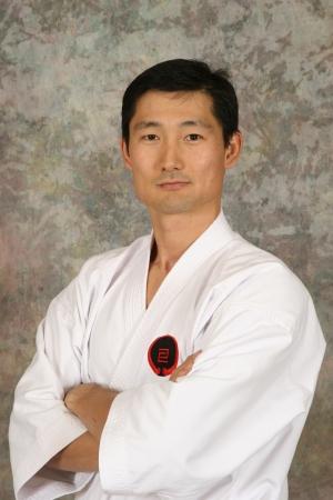 Sensei Tetsuji Nakamura